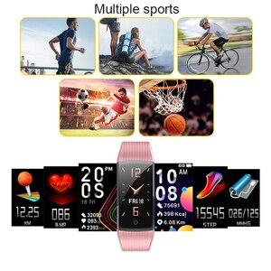 Image 5 - Run Speed R12 สมาร์ท Tracker กิจกรรมฟิตเนสสร้อยข้อมือวัดความดันโลหิต Heart Rate Monitor สำหรับ Honor band 5 miband