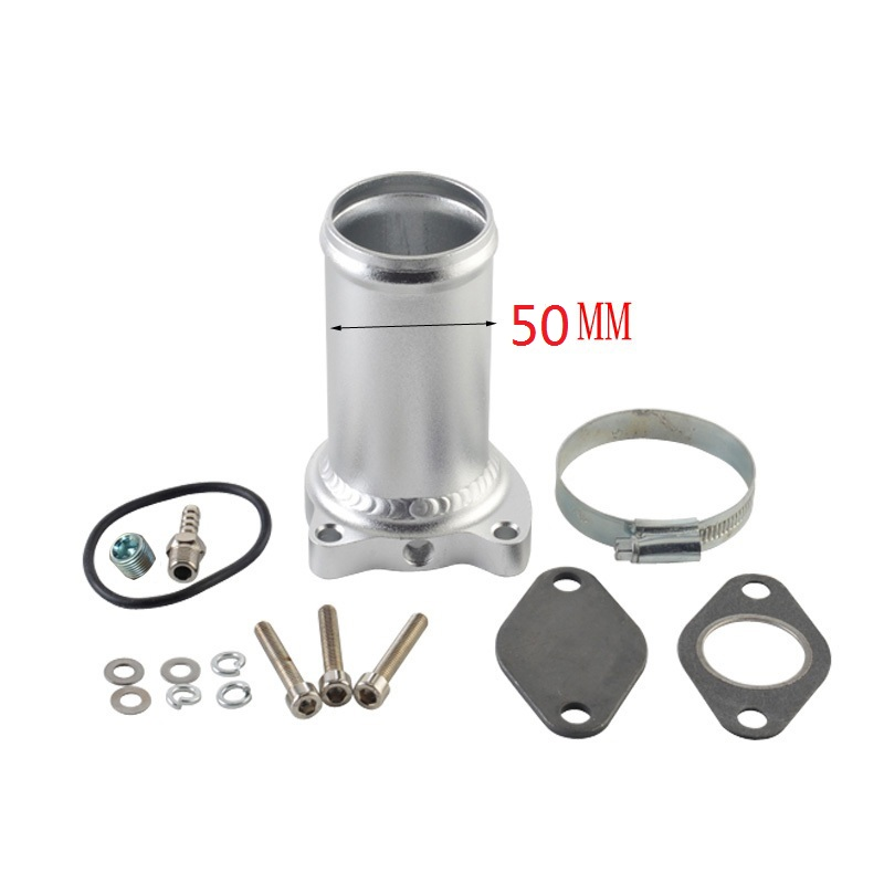 50mm EGR Verwijderen Kit Pijp Pak Voor MK4 Beetle Golf vw 1.9TDI 75/80/90/115 BHP egr klep