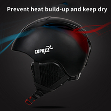Molded Ski-Helmet Snowboard Ultra-Light Winter Outdoor Safe Gift Protective-Skating-Integrally