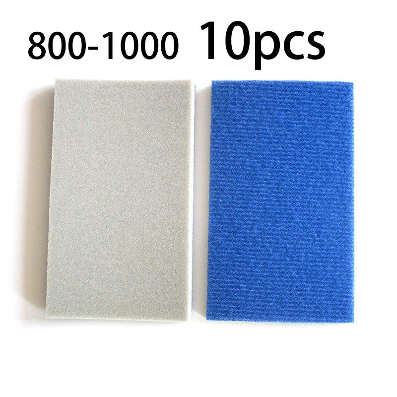 Sponge Sandpaper Plastic Glass Fiber Replacement Part Spare Accessories