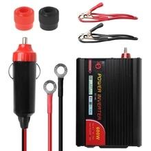 цена на 300W Power Inverter Converter DC 12V to 220V AC Cars Inverter with Car Adapter