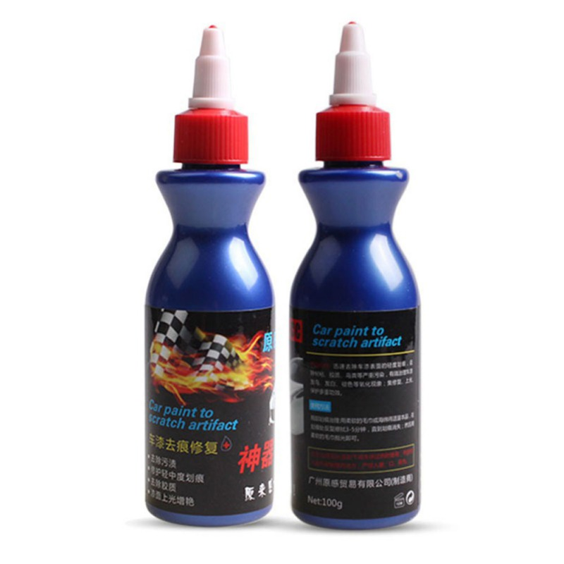 New 2019 Car Scratch Repair Kit Paint Scratch Repair Agent Polishing Wax Paint Scratch Remover