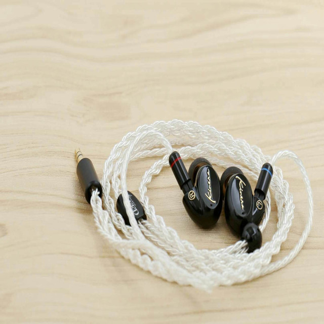 KINERA SEED 1DD With 1BA Driver Hybrid In Ear Earphones Earbud HIFI DJ Monitor Earphone Running Sport Earplug Headset Earbud 5