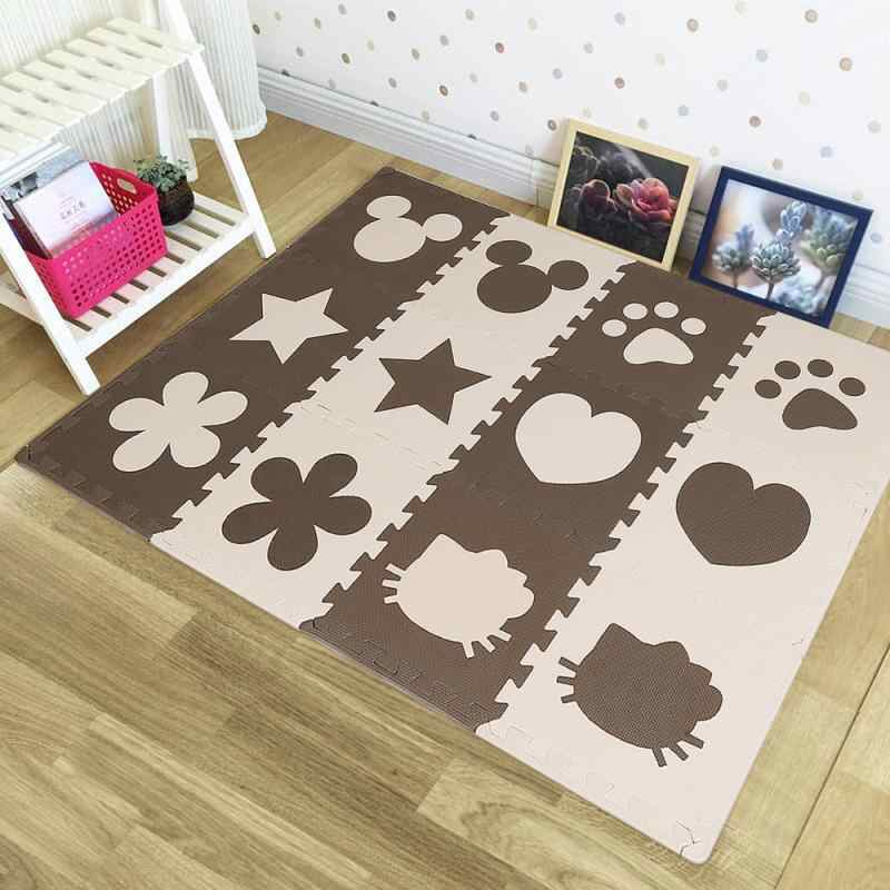 Play Mats Baby Toddler Toys Children Rug Playmat Developing Mat Baby Room Crawling Pad Folding Mat Baby Carpet Christmas Gift