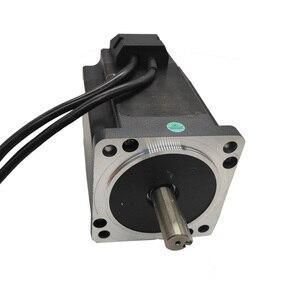 LK86BL13031 86 серия маленький размер бесщеточный двигатель постоянного тока 310v 750w высокий крутящий момент 3 фазы bldc мотор 2.5N.m длина 130 мм