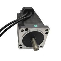 LK86BL13031 86 SERIES small size brushless dc motor 310v 750w High torque 3 phase bldc motor 2.5N.m Length 130mm