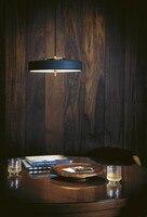 북쪽 현대 펜 던 트 라이트 로프트 주방 디자인 매트 블랙 페인팅 철 간단한 스타일 e27 220v 장식 홈 조명 ing