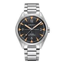 MIYOTA Automatic Watches Luxury top brand Sports clock swim