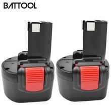 Аккумуляторная батарея battool для bosch 3000 мАч 96 в ni mh