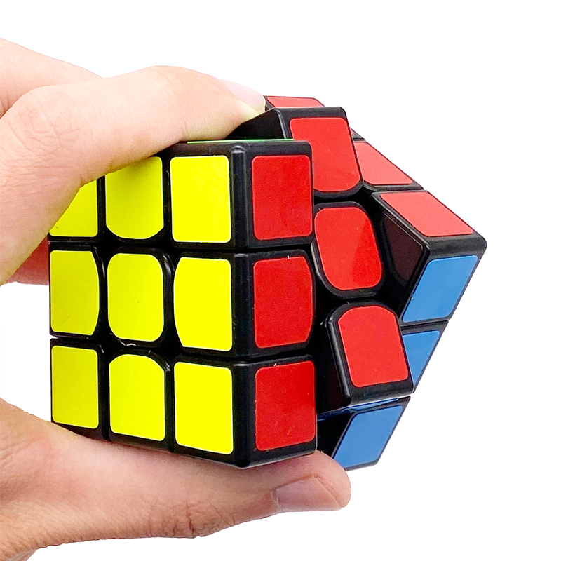 3x3x3 Speed Cube Sticker Professional Magic Puzzles Neo Cube Educational Cube Toys For Children Kids Puzzle Gifts