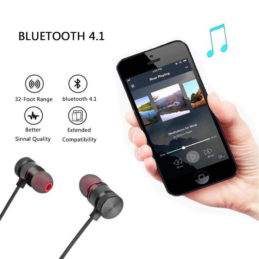 Para Xiaomi mi x 3 5G 2s Max 4 3 2 A3 A2 Lite A1 5X 6X auriculares inalámbricos Bluetooth auriculares para correr auriculares deportivos