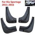 Автомобильные Брызговики для Kia Sportage 2011-2016 Брызговики переднее заднее крыло брызговики Брызговики Kia Sportage