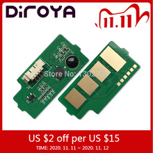 5 Pcs 25K Mlt D704S 704S D704 Toner Cartridge Chip Voor Samsung Multixpress K3300NR K3250NR K3300 K3250 3300NR 3250NR Poeder Reset