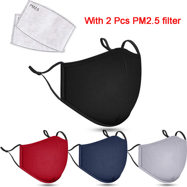 10 pieces 5 Layers PM2.5 KN95 Activated Carbon Filter for Mouth Mask Dust Mask Filter Protective Filter Media Flu-proof Filter 5