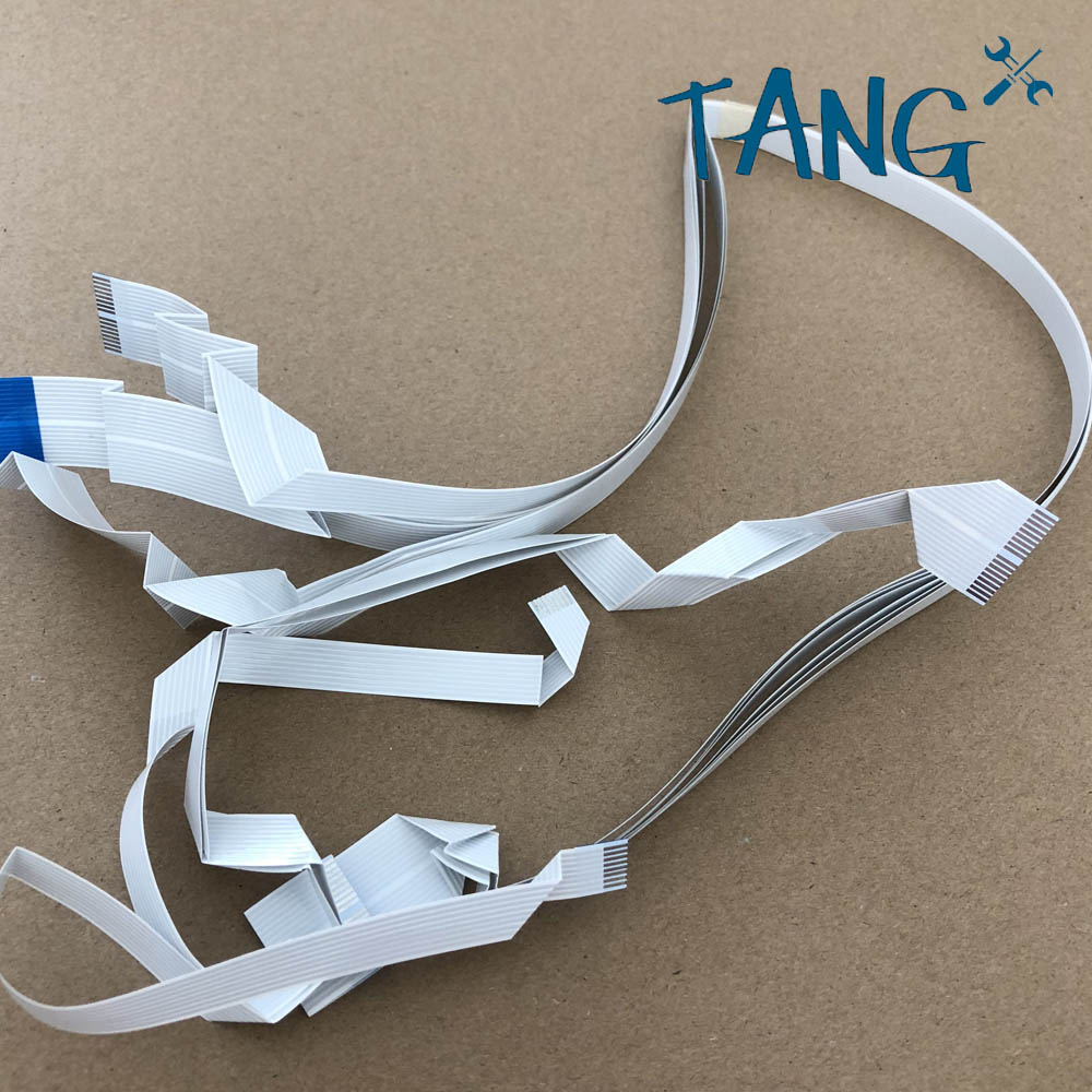 1PC Tête D'impression Câble de Données pour Epson WF-7610 WF-7620 WF-7621 WF-7110 WF-7111 WF-7100 Imprimante Flex Câble de Tête D'impression