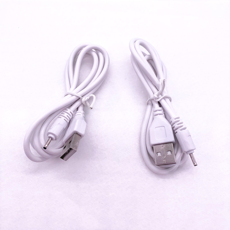 2pcs USB Charger Cable For Nokia 7370 7360 7390 7020 7070 7088 7100s 7210c 7210s 7212c 7230 7310c 7310s WHITE