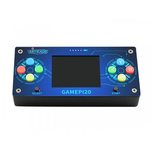 Image 5 - GamePi20 Add ons for Raspberry Pi Zero to Build GamePi20 Player mini Portable Video Game Console Hat with 2.0inch IPS Display