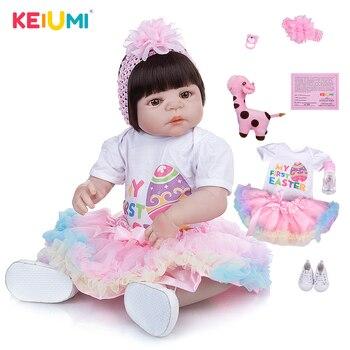 Кукла-младенец KEIUMI 23KUM2017071902 1