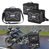 Bolsa de equipaje para moto, accesorio interior para estuche de vario, caja lateral para BMW R1200GS, GS R1200, 1250 LC Adventure