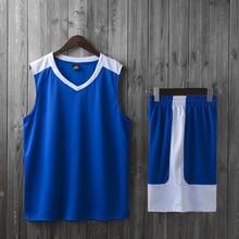 Мужская баскетбольная форма, модели для взрослых, быстросохнущие, дышащие, для соревнований, тренировочный лагерь, клуб, Джерси, профессиональная спортивная одежда для борьбы