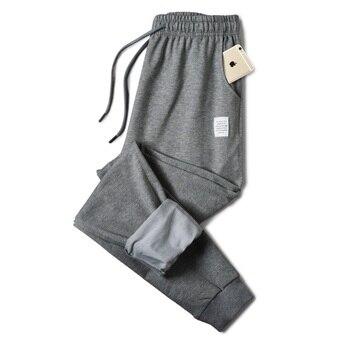Ανδρικό παντελόνι φόρμα τρεξίματος και γυμναστικής σε ποικιλία μεγεθών έως 4xl