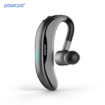 POLVCDG F600 Wireless Headphones Drive Bluetooth Hook Handsfree Stereo Mic Earphone Earbuds for I12 Tws pro for iPhone Samsung