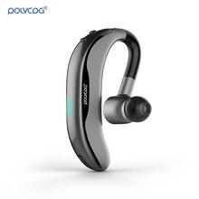 POLVCDG F600 kablosuz kulaklık sürücü Bluetooth kancası Handsfree Stereo Mic kulaklık kulakiçi I12 Tws pro iPhone Samsung için