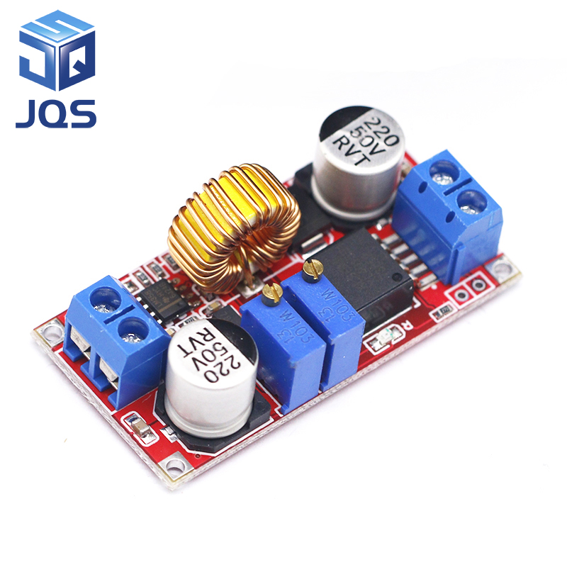 Original 5A DC To DC CC CV Lithium Battery Step Down Charging Board Led Power Converter Lithium Charger Step Down Module