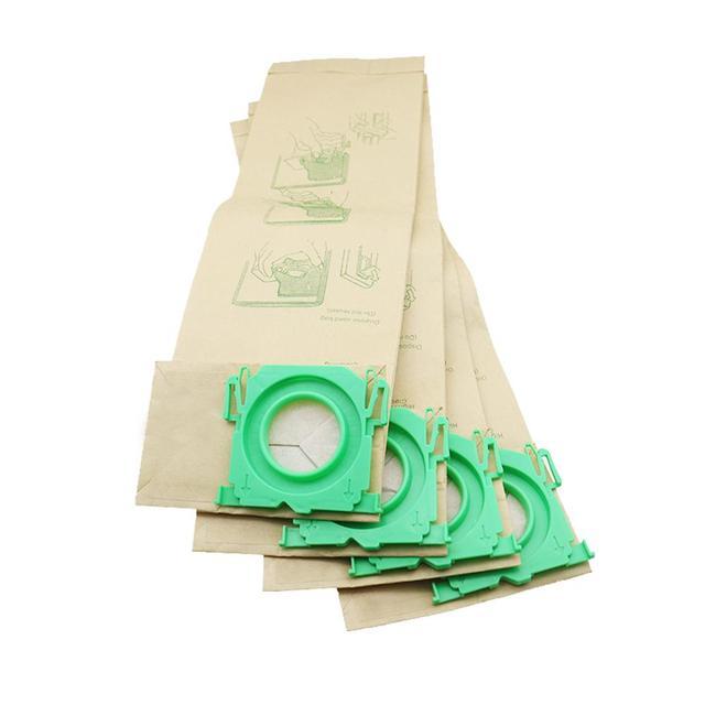 10 stücke staubsauger taschen passt für Sebo Staubsauger Hoover Taschen X/C/370X1 X 4X4X7 Extra/Haustier WIRD 5093ER C Bereich und 370 470