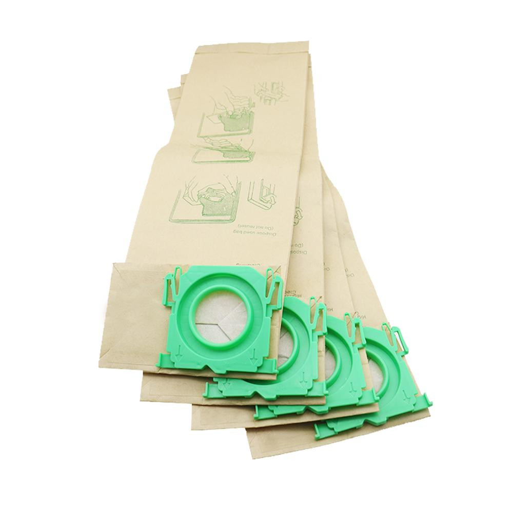 10pcs Vacuum Cleaner Bags Fits For Sebo Vacuum Cleaner Hoover Bags X/C/370 X1 X4 X4 X7 Extra/Pet WILL 5093ER C Range And 370 470