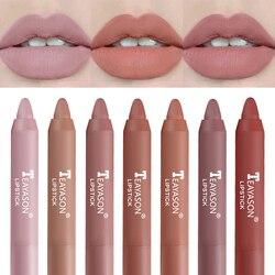12 Colors Velvet Matte Lipsticks Pencil Waterproof Long Lasting Sexy Red Lip Stick on-Stick Cup Makeup Lip Tint Pen Cosmetic