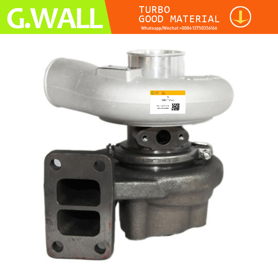 For Turbo 49179-02300 49179-02260 VC420088 For Caterpillar <font><b>CAT</b></font> 320B <font><b>320C</b></font> 320L <font><b>Excavator</b></font> S6K S6KT TD06 TD06H-16M 5I-8018 5I 8018 image