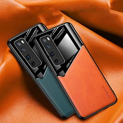 Car Holder Leather Phone Case For Huawei Mate 20 30 Pro 20 Lite Nova 4 5 5i 5Z 6 7 Pro 7i Cover Case For Huawei Mate 9 10 Coque