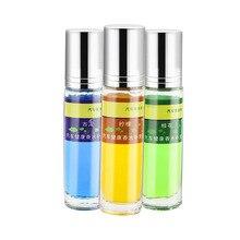 Авто духи заправка воздуха-вентиляционные духи заправка 3 бутылки лимонный Кельн Osmanthus PJ-017