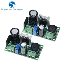 TZT LM2596T LM2596HV DC-DC adjustable step-down 3A power Supply module DC 5V-50V,3A Large current Large power