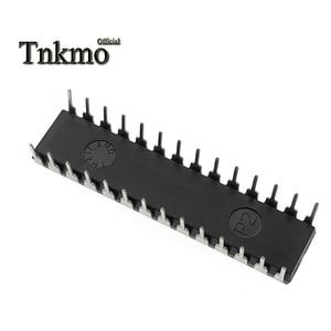 Image 2 - 10PCS 20PCS 50PCS ATMEGA328P PU DIP 28 ATMEGA328P DIP28 328P PU 20MHz 32KB 8 bit microcontroller New and original