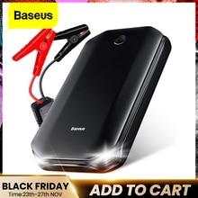 Baseus 자동차 점프 스타터 보조베터리 12V 자동 시작 장치 800A 자동차 부스터 배터리 점프 스타터 비상 버스터 점퍼 시작