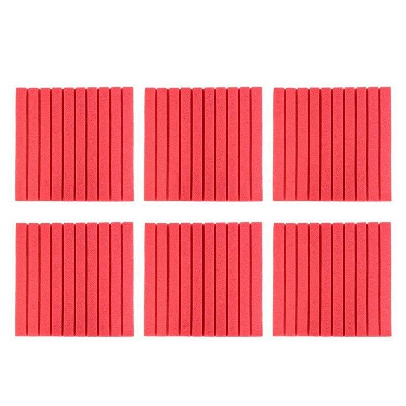 Soundproof Foam, Acoustic Panels, Strip Shape Sound-Absorbing Soundproofing Cotton Foam Acoustic Panels