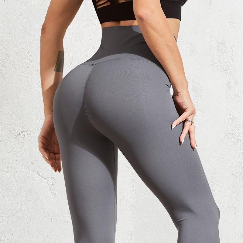 Women Legging for Fitness High Waist Leggings Push Up Sports Leggings Women Sexy Slim Black Legging Sportswear 5