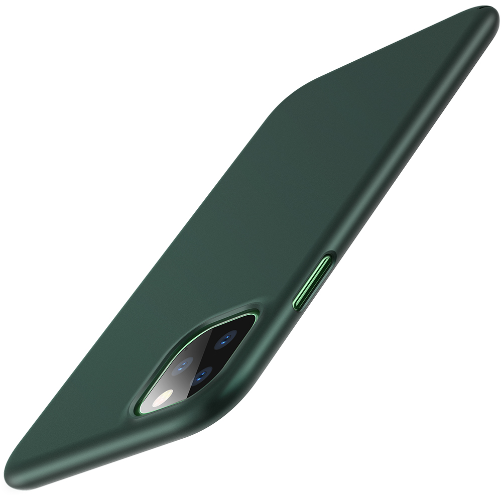 H38cbd62653f44c539927ddf56944e5b3S ESR Case for iPhone 11 Pro Max 2019 Simple Protect Case Green Black Grip Brand Shockproof Protective Cover for iPhone11 iphon