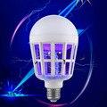 Светодиодный светильник от комаров  15 Вт  220 В  электрическая ловушка  светильник от комаров  лампа от насекомых  домашняя ловушка от комаров
