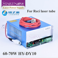 HY DY10 80W CO2 Laser Power Supply 110V 220V Co2 Laser Source For Reci W1 V2 Z2 W2 S2 Tube Laser Engraving Cutting Machine