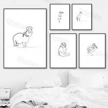 Абстрактное художественное оформление животное живопись слон