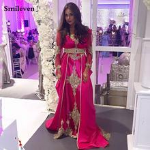 Smileven pakistan вечерние платья сексуальные шифоновые на выпускной