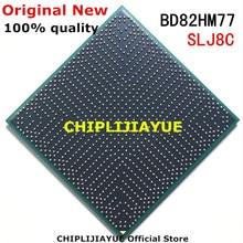100% nuovo BD82HM77 SLJ8C BD82 HM77 IC chip BGA Chipset