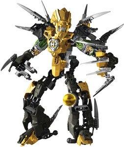 Image 3 - Fabbrica di eroi fuori stampa StarWar soldati robot hero Factory 4 5 6 Von sinusla bion(giocattoli fai da te in mattoni