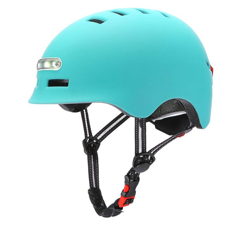 Cycling Bicycle Helmet MTB Road Bikes Helmets Integrally-mold LED Lighting Reflective EPS+PC Cycling Helmet Casco Ciclismo Cap