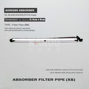 Image 2 - Tubo de filtro absorbente A099289, tubo de filtración (XS) para Nortisu D1005 D703 Fuji DL430, minilaboratorio en seco, máquina de inyección de tinta