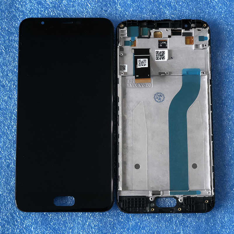 """オリジナル 5.5 """"Asus の Zenfone 5 4 最大プラス ZC550TL X015D 液晶表示画面とフレーム + タッチパネルデジタイザ ZC550TL 用"""