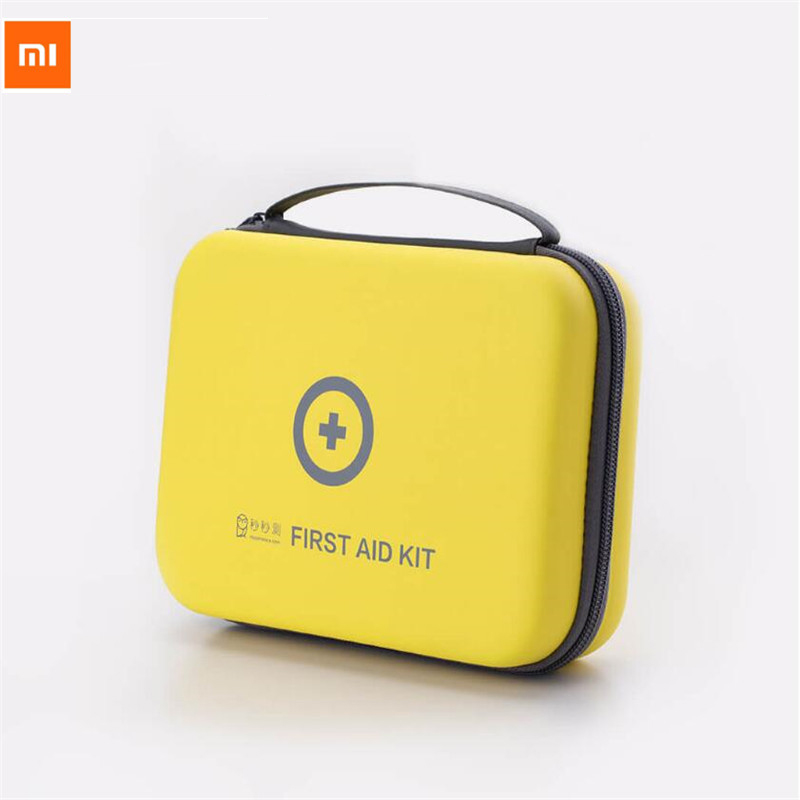 Xiaomi miaomiao First Aid Kit Home Medical Emergency Bag outdoor Emergency kit bag Travel camping survival medical kits D5